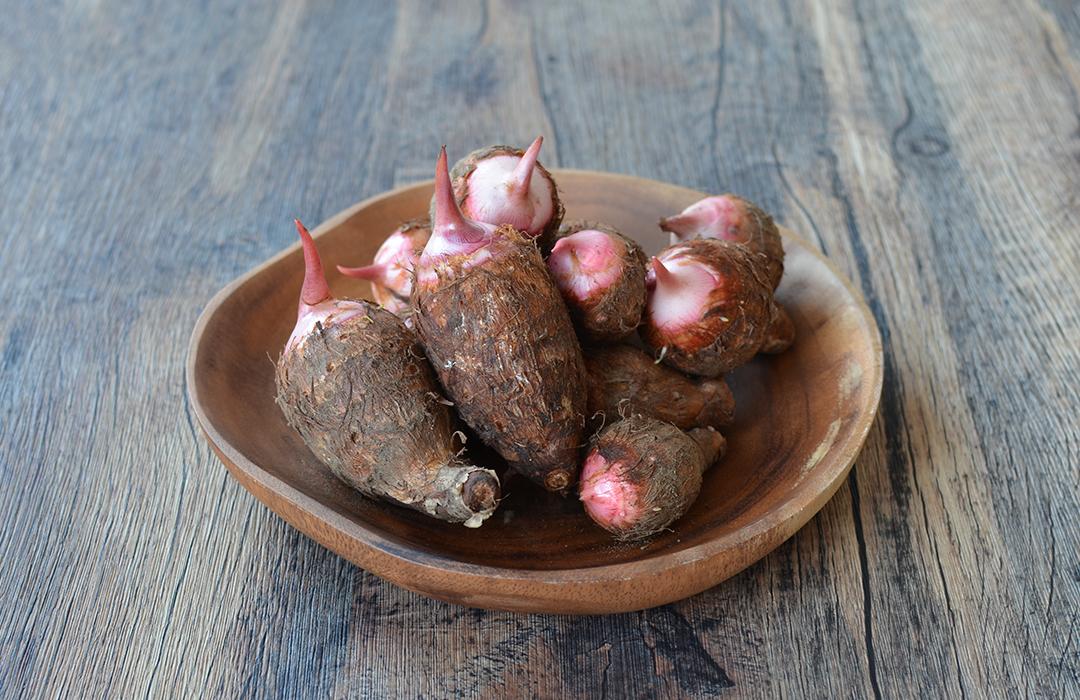 FUKUNOWAフクノワのさといも赤芽芋セレベス。